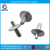 China Supplier Large Head Steel Drive Rivet in High Strength