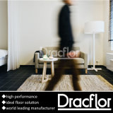 Wood Pattern Clear Plastic Flooring Tile (P-7097)