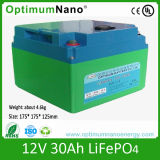 Rechargeble 12V 30ah Lithium Battery for LED Light