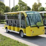 CE Certificate 14 Seater Electric Sightseeing Bus for Sale (DN-14)