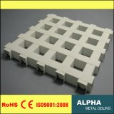 Aluminum Metal Suspended Decoratived Open Cell Grid Ceiling for Building Material
