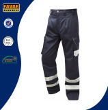 Wholesale Cheap Mens Polycotton Cargo Trousers with Side Pockets