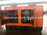 10kVA Soundproof Diesel Generator Set Powered by Perkins Engine