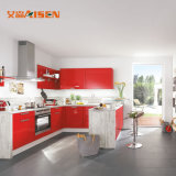 European Style Luxury Home Kitchen Cabinet Lacquer Cupboard