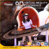 Dynamic Virtual 9d Egg Cinema Vr 9d Cinema/Theater Simulator for Oversea Market with Oculus Rift