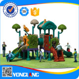 2015 Funny Environmental Plastic Outdoor Playground Equipment (YL-Y060)