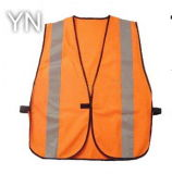 Factory Hot Sale Emergency Reflective Safety Vest Yellow