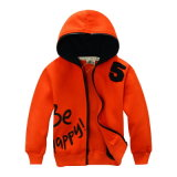 Wholesale Boutique Clothing Jeans Hoody Boy′s Motor Jacket