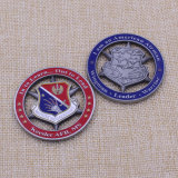 Metal Souvenir Challenge Coin for Airman