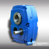 Smr Series Shaft Mounted Gear Reducer with Belt Drive