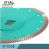 High Cutting Efficiency Sintered Diamond Turbo Countinuous Blade Tools