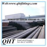 Black Painting ASME DIN JIS Carbon Steel Seamless Pipe