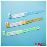 Disposable Medical ID Bracelet Identification Band/ID