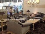 French Style Fabric Sofa Set (1101A+B+C)