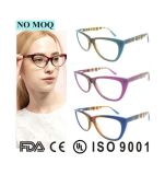 2016 Fashion Designer Womens Cat Eye Shape Optical Eyeglasses Frame