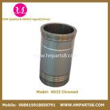 6D22 Cylinder Liner for Kobelco Sk400 Chromed Liner
