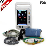 7-Inch 5-Parameter Patient Monitor Vital Sign Monitor-Stella