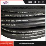 Flexible High Pressure 4sp Hydraulic Rubber Hose