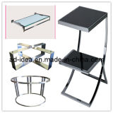 Stainless Steel Counter Top and Flooring Display Rack Stand