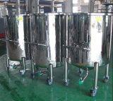 Customized Capacity Moveable Stainless Steel Storage Tank