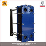 Water/Oil/Beer/Milk Cooling Stainless Steel, Titanium Gasketed Plate Heat Exchanger