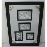 New Design Wooden Mirror Frame for Home Deco