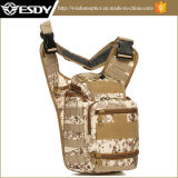 Multicolors Esdy Super Saddle Bag Tactical Camera Camouflage Camping Bag