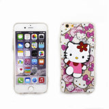 Factory Price Acrylic and TPU Case Cell Phone Cover for iPhone4/5/6 Samsung