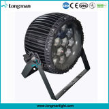12*15W RGBW Osran LED Zoom PAR Can Stage Light