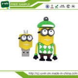 Minions 8GB OTG USB Flash Drive for Android Phone
