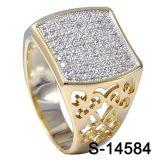 Custom Jewelry 925 Sterling Silver Men Ring