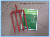 Agricultural Fork Steel Fork Garden Four Teeth Fork