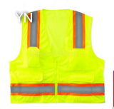 Reflective Work Vest with En471