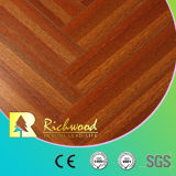 AC4 Crystal Cherry Laminated Flooring Building Material