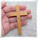 Old Traditional Religious Cross /Catholic Cross/ Wooden Cross (IO-cw038)