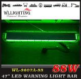 Green LED Emergency Warning Lightbar 1200mm