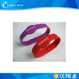 Smart Silicone Bracelets Adjustable RFID Silicon Wristband