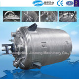 Jinzong Machinery Stainless Steel Oil/Steam Heating Chemical Reactor