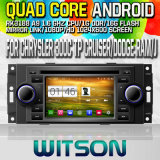 Witson S160 for Chrysler 300c Tp Cruiser/Dodge RAM/Jeep Grand Cherokee/Compass Car DVD GPS Player with Rk3188 Quad Core HD 1024X600 Screen 16GB Flash (W2-M206)