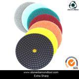 Bcu Series Wet Copper Polishing Pads