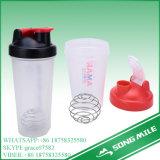 600ml Plastic Shaker Bottle for Sports