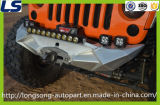 Wrangler Jk Aggressive Front and Rear Steel Bumper for Jeep