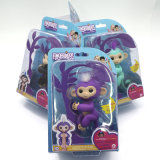 Fingerlings Interactive Baby Monkey Zoe/Mia Sound Finger Motion Hanger Toy Gift