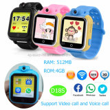 Newest 3G WiFi Kids GPS Tracker Watch with Rotation Camer D18s