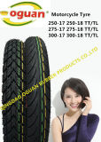 Motorcycle Tubless Tyre/Tire (300-17)