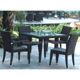 Outdoor Wicker Dining Sets (DS-06006)