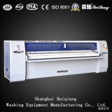 ISO Approved Double Roller (2500mm) Industrial Laundry Flatwork Ironer (Gas)