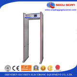 Walk Through Metal Detector Withlcd Friendly Operation Interface for User