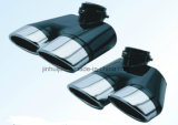W220d Exhaust Tips Hight Quantity Stainless Steel #304 for Benz