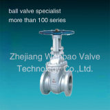 ANSI Flanged Cast Steel Gate Valve